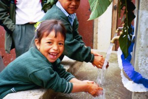 Healthy Schools Program in Guatemala