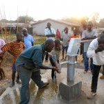 Drilled Well in Sierra Leone