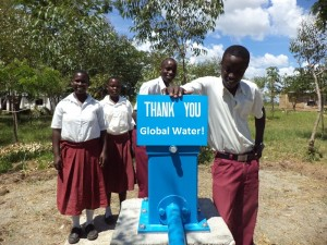 Thank You Global Water